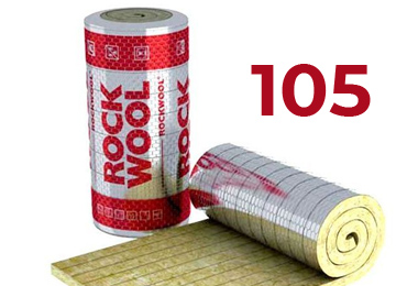 ROCKWOOL WIRED MAT 105